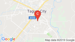 Filinvest Homes Tagum location map