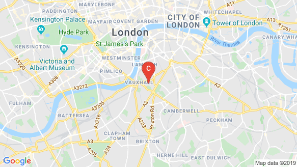 Oval Village location map