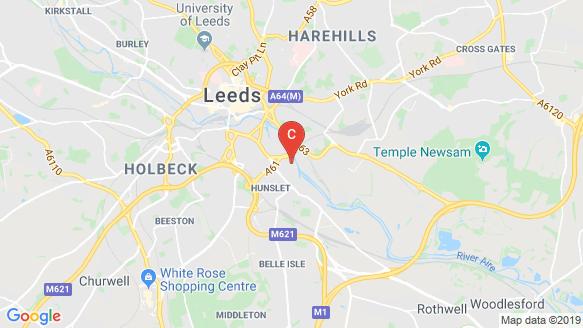 Riverside Mills location map